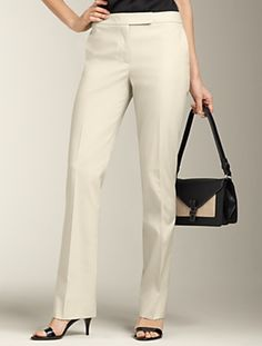 So...Why do they show curvy fit pants on models with no curves? Just wondering...