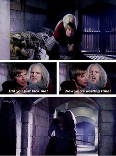 """BBC Merlin 