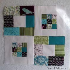 colors!  Quilt block.