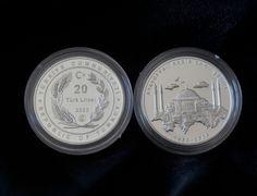 Ayasofya Hatıra Parası - Ayasofya Açılış Hatırası Personalized Items