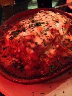 Lasagna - Pepper's Italian Restaurant | 12401 Detroit Ave