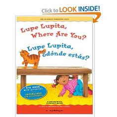 Lupe Lupita? Where are you. Great book for children
