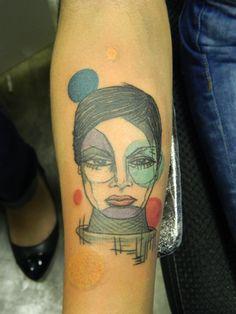 Hecho por Ben Fuentes Romero en Cali Tlahpali Tattoo Co Cd de México