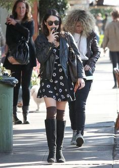 vanessa hudgens style best outfits - Page 34 of 100 - Celebrity Style and Fashion Trends Estilo Vanessa Hudgens, Vanessa Hudgens Style, Estilo Grunge, Estilo Hippie, Passion For Fashion, Love Fashion, Fashion Outfits, Fashion Trends, Mode Cool