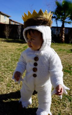 Max where the wild things are costume size 9 months by FOXJOi on Etsy https://www.etsy.com/listing/216342157/max-where-the-wild-things-are-costume