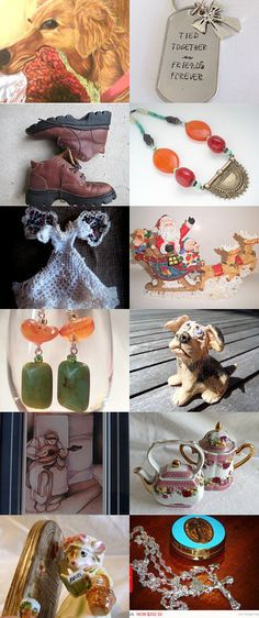 Tied Together! by Lana Thibeault on Etsy--Pinned with TreasuryPin.com