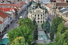 Kosice, Slovakia - World Travel Guide World Travel Guide, Sea Level, The Good Place, Europe, Mansions, House Styles, City, Amazing Places, Theater