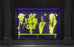 NIKE HI VIS — STAND OUT on Advertising Served
