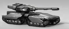 Sam Brown concept tanks.