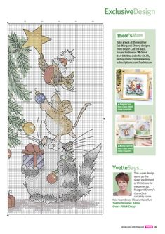 Thrilling Designing Your Own Cross Stitch Embroidery Patterns Ideas. Exhilarating Designing Your Own Cross Stitch Embroidery Patterns Ideas. Xmas Cross Stitch, Cross Stitch Christmas Ornaments, Cross Stitch Needles, Christmas Cross, Cross Stitch Charts, Counted Cross Stitch Patterns, Cross Stitch Designs, Cross Stitching, Cross Stitch Embroidery
