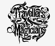 Travellers and Magicians by LikeMindedStudio.com, via Flickr