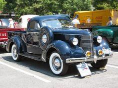 Pretty fancy for a pickup truck. Hudson