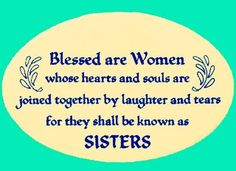Sisters of friendship