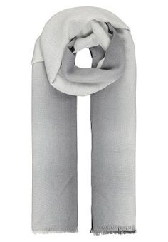 Sjal / Tørklæder - black/white