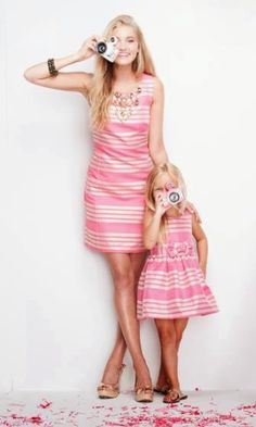 19 Best Mommy And Daughter Matching Dresses Images Mommy