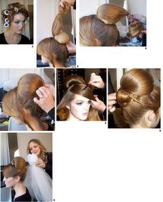 Step-by-step Gallery: Princess bride