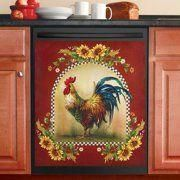 Home Decoration Ideas Easy Decorative Dishwasher Magnets : Country Kitchen Rooster Dishwasher Magnet.Home Decoration Ideas Easy Decorative Dishwasher Magnets : Country Kitchen Rooster Dishwasher Magnet Rooster Kitchen Decor, Rooster Decor, Primitive Kitchen, Country Primitive, Primitive Decor, Chicken Kitchen Decor, Primitive Painting, Rooster Rug, Cherry Kitchen Decor