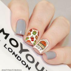 Плитка для стемпинга MoYou London Cook Book 06 - купить с доставкой по Москве, CПб и всей России.
