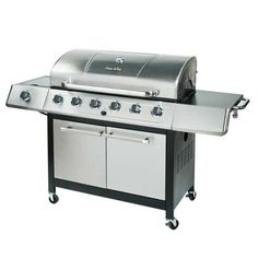 kenmore bbq. char-broil 6 burner grill kenmore bbq