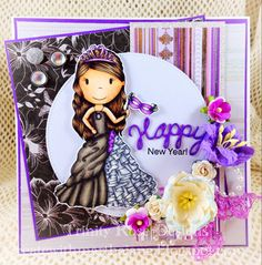 The Paper Nest: Happy New Year!!! @scraphappy