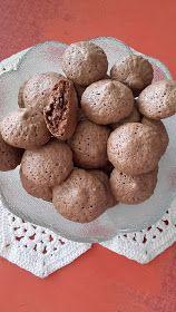 This no all / Disznóól - KonyhaMalacka disznóságai: Kakaós mandulacsók Chocolate Recipes, Chocolate Cake, Sweet Cookies, Pastry Cake, Dessert Recipes, Desserts, Ice Cream Recipes, Winter Food, Macarons