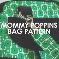Mommy Poppins Bag – UpCraft Club