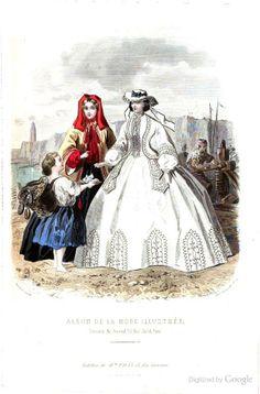 1861 La Mode illustrée: journal de la famille - Google Books