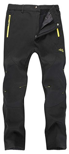 dde28d4a KAISIKE Men's Outdoor Quick-Dry Hiking Pants Waterproof Lightweight Pants (M0105)