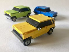 Lego 1972 Renault 5 - 01
