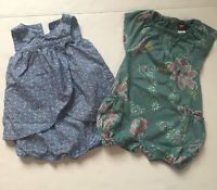 Brand New Tea Collection Poeta Baby Flutter Dress Sz 3-6M