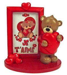 Cadre Photo Figurine Kwikki Je t'aime .