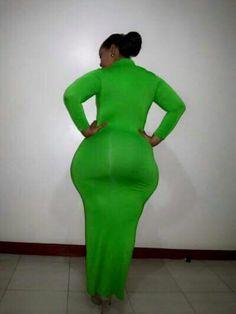 Xxx big black ass in dress