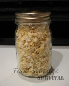 How to dehydrate onions to make your own dried onions!