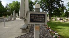 North Dakota Medal Of Honor Memorial