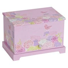 Mele & Co. Piper Girls Musical Ballerina Jewelry Box - 00715S15