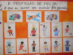 Escola EB1/PE Ribeiro Domingos Dias: As profissões - Pré A