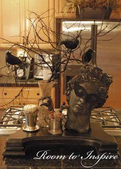 Room to Inspire: My Halloween Kitchen ~