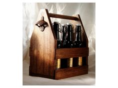 6 pack carrier 16oz craft beer size 6 pack tote groomsmen gift birthday gift - pinned by pin4etsy.com