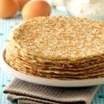 Un dessert universel qui s'adapte: réalisées avec de la farine de riz, ces crêpes feront le bonheur des intolérants au gluten.