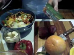 ▶ Day 16: Build a Gorilla Salad (Satisfying Salads) - YouTube - Happy Herbivore