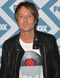 Keith Urban - Arrivals at the Fox All-Star Party — Part 2
