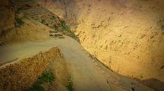 جبل طريق بني نهاية صخر صخور حب حزن اطفال  way