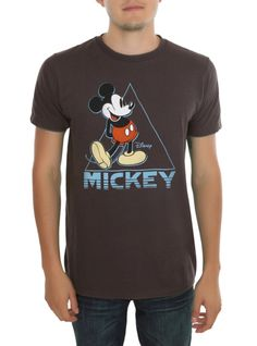 Junk Food Disney Mickey Mouse Classic T-Shirt | Hot Topic