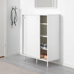 MACKAPÄR white, Shoe cabinet/storage - IKEA