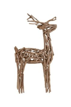 Driftwood Deer - Medium by Non Specific on @HauteLook