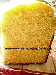 BRIOCHE PUR BEURRE FACILE A LA MACHINE A PAIN MAP - C'est maman qui l'a fait - Gâteaux 3D en pâte à sucre - Cake pops