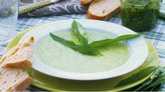 Pro milovníky krémových polévek tu máme jednu jarní specialitku. Krásně zelená, s jemnou chutí a něžně česnekovou vůní... Přesně tak chutná polévka z jarní bylinky, kterou si můžete nasbírat v lese.