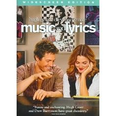 Rent Music and Lyrics starring Hugh Grant and Drew Barrymore on DVD and Blu-ray. Get unlimited DVD Movies & TV Shows delivered to your door with no late fees, ever. Hugh Grant, Drew Barrymore, Vanessa Redgrave, Les Cheetah Girls, Kristen Johnston, 20th Century Fox, Walt Disney, Chick Flicks, Star Wars