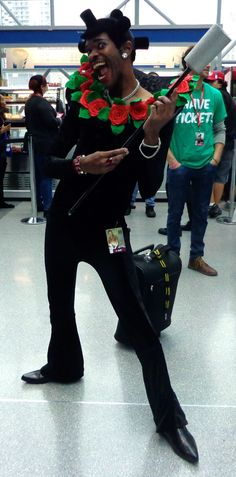 DJ Ruby Rhod -The Absolute Best Cosplay of 2013