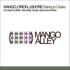 Mango, Orion, J.Shore - Raining In Osaka (Mango Alley) by Juska Wendland, via Flickr